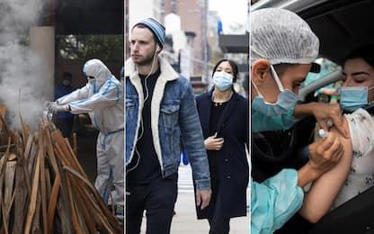 Covid, oltre 150 milioni di contagi nel mondo da inizio pandemia