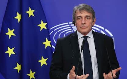 Strasburgo, David Sassoli ricoverato per polmonite da 5 giorni