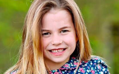 Regno Unito, la principessa Charlotte compie sei anni