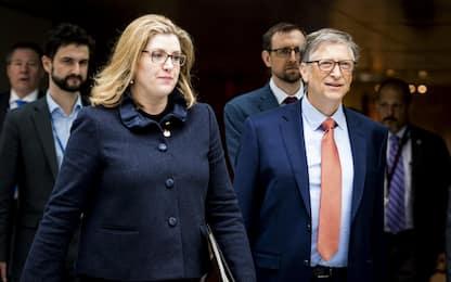Melinda e Bill Gates, divorzio avviato dal 2019