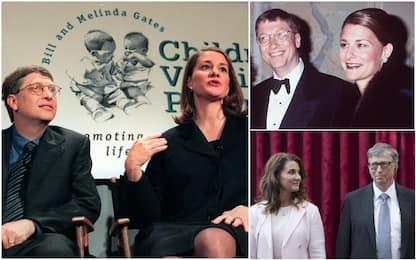 Bill e Melinda Gates: primo incontro, fondazione, divorzio. FOTOSTORIA