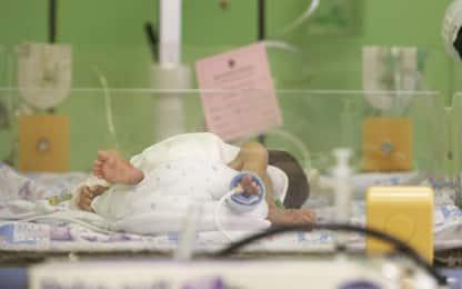 Bimbi prematuri, ogni anno in Italia ne nascono più di 30mila