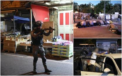Gerusalemme, oltre 180 feriti in scontri sulla Spianata delle Moschee