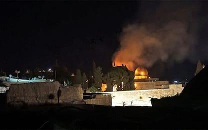Israele, sale tensione: Hamas lancia razzi verso Gerusalemme