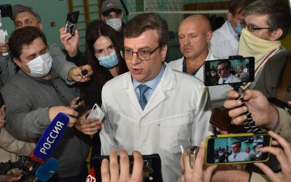 Russia, è scomparso l'ex primario dell'ospedale dove fu curato Navalny