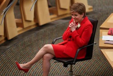 Scozia al bivio, sognando l'indipendenza