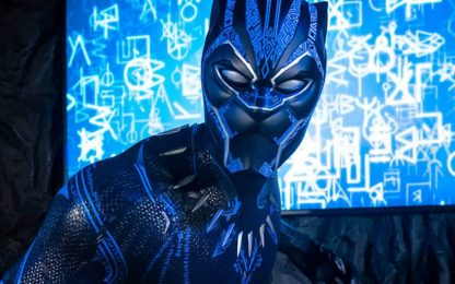 Madame Tussauds, arriva Black Panther. Harry e Meghan lontano da reali