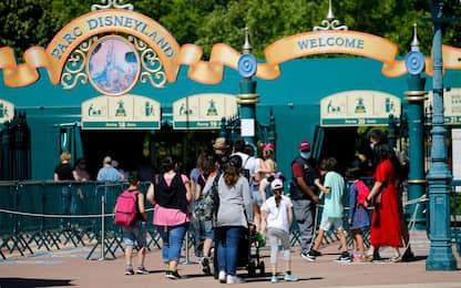 Covid Francia, Disneyland Paris riapre il prossimo 17 giugno. FOTO