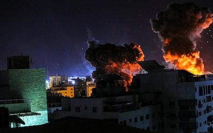 Israele, razzi da Gaza: 2 morti. Nella Striscia in totale 212 vittime
