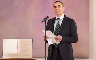 Ugur Sahin, ceo e co-fondatore di BioNTech, l'azienda tedesca che ha sviluppato con Pfizer uno dei vaccini anti-Covid