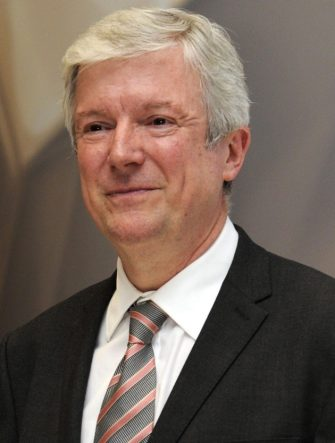 (FILE) A file picture dated 22 November 2012 shows Director General of the BBC, Tony Hall, posing for photographers at the British Broadcasting Corporation headquarters in London, Britain. ANSA/FACUNDO ARRIZABALAGA