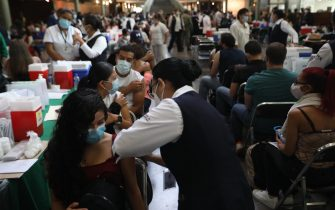 Vaccinazioni anti Covid in Messico