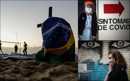 Covid, America Latina supera 1 milione di morti. Lockdown in Argentina