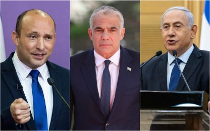 Israele, svolta a un passo: intesa per governo senza Netanyahu