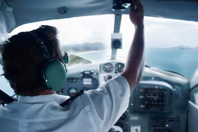 Post Covid, lo studio: salute mentale a rischio per i piloti