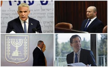 Israele, Lapid scioglie la riserva: nuovo governo senza Netanyahu