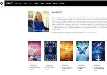 Addio a Lucinda Riley, autrice di numerosi bestseller