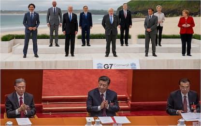 """La Cina attacca il G7: """"Manipolazione politica e interferenze"""""""