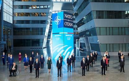 """Vertice Nato a Bruxelles: """"La Cina coopera militarmente con la Russia"""""""