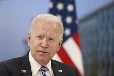 """Vertice Nato a Bruxelles. Biden: """"Abbiamo nuove sfide, Russia e Cina"""""""