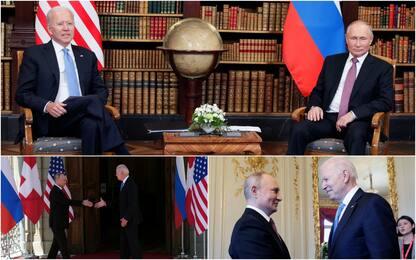 Biden-Putin, vertice a Villa la Grange a Ginevra. FOTO