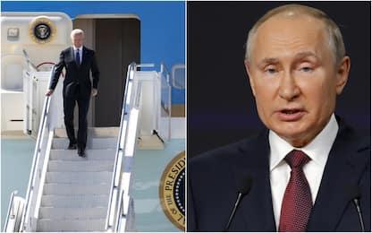 Biden-Putin, oggi l'incontro a Villa La Grange