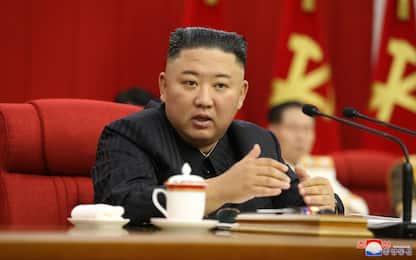Corea Nord, Kim Jong-un su Usa: prepararsi sia a dialogo sia a scontro