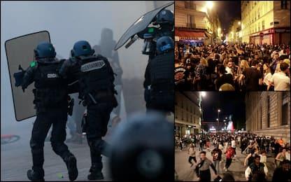 Covid Francia, folla alla Festa della Musica: interviene polizia. FOTO