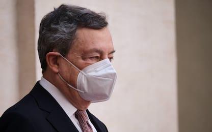 Diritti Lgbtq+, Draghi a Orban: Decide l'Ue se Ungheria viola Trattato