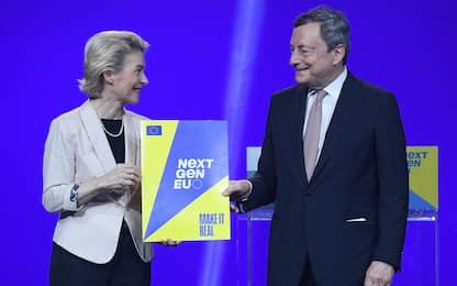 Pnrr, Draghi: centrate solo 13 misure su 51. A che punto siamo