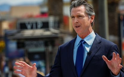 California, 1,7 milioni di firme per destituire il governatore Newsom