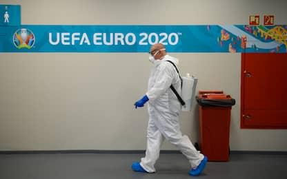 Covid, timori per focolai di variante Delta tra i tifosi di Euro 2020
