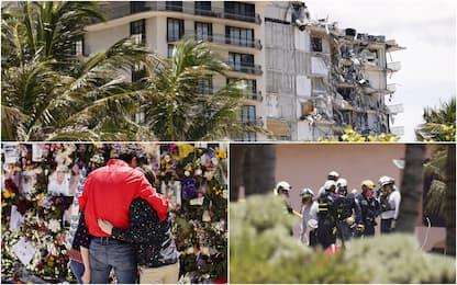 Miami: resti palazzo crollato devono essere demoliti, sospese ricerche