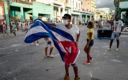 """""""Patria Y Vida"""" o """"Patria Y Muerte""""? Un'analisi delle proteste a Cuba"""
