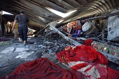 Iraq, incendio in ospedale Covid di Nassiriya: più di 60 morti