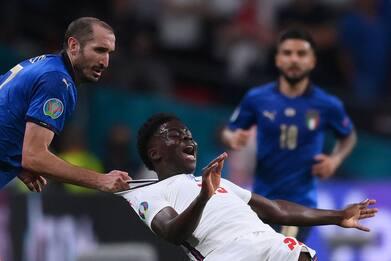"""Euro 2020, inglesi lanciano una petizione: """"Rigiochiamo la partita"""""""