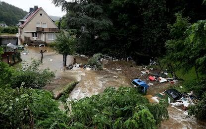 Maltempo in Germania: salgono a 133 le vittime, oltre 1.300 i dispersi