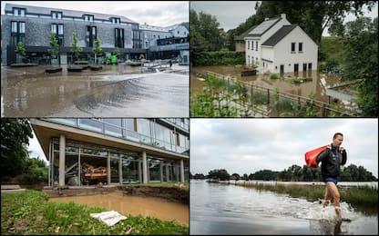 Maltempo in Europa, oltre 150 vittime in Germania, 27 in Belgio. FOTO