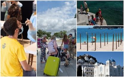 Covid, dalle isole greche alle Baleari: i luoghi turistici a rischio