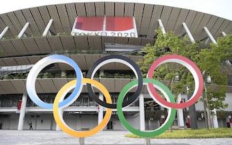 I preparativi per le Olimpiadi di Tokyo