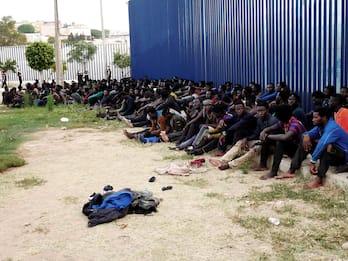 Oltre 230 migranti saltano la barriera di Melilla ed entrano in Spagna