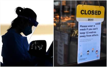 Covid Australia, contagi in aumento a Sydney nonostante lockdown