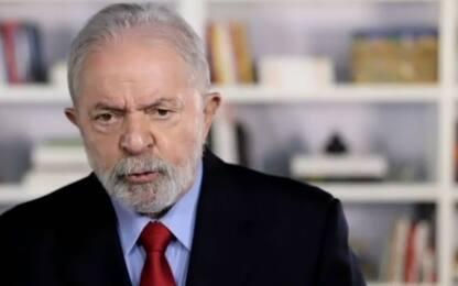 Lula a Sky TG24, appello a Draghi: Paesi ricchi diano vaccini a poveri