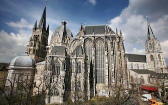 La Cattedrale di Acquisgrana