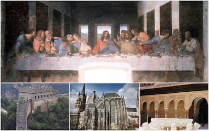 Patrimoni Unesco, Italia in testa con 59 siti. LA CLASSIFICA