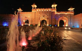 La città di Jaipur