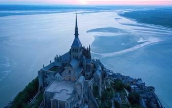 Mont Saint-Michel e la sua baia