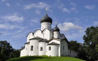 Le chiese della scuola d'architettura di Pskov