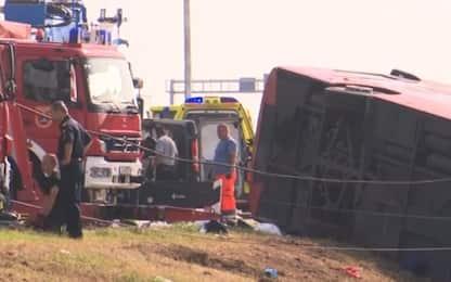 Croazia, si ribalta bus in autostrada: 10 morti e 30 feriti