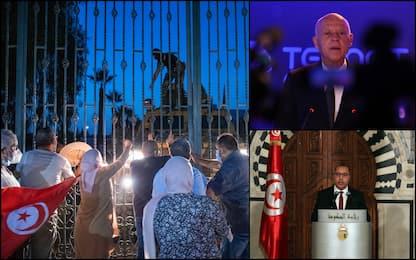 Tunisia, Parlamento sospeso per 30 giorni. Saïed: Non è colpo di Stato